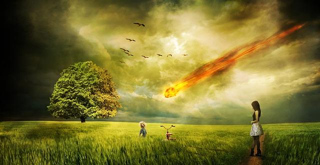 meteorite-1060886_640